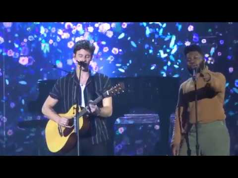 Shawn Mendes & Khalid  Youth  Young Dumb & Broke in El Paso TX 101318