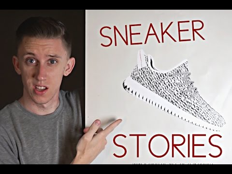 Sneaker Stories | Ep. #9 | Employees Reselling Yeezy Boost 350