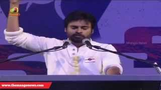 Power Star Pawan Kalyan energetic finale dialogues | Jana Sena ISM Book Launch