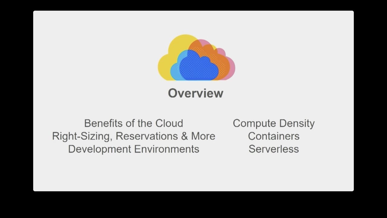 AWS Startup Day San Francisco: Don't Overspend! Cost Optimization Best  Practices to Reduce Your Burn