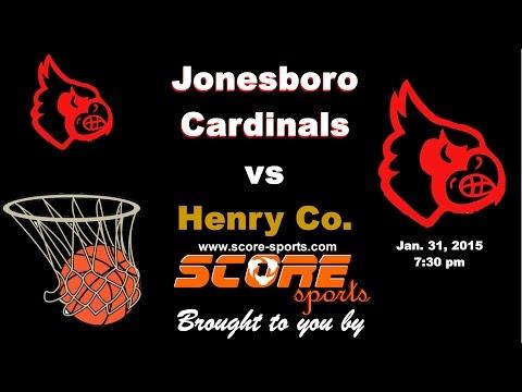 Jonesboro vs Henry Co.
