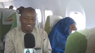 [REPORTAGE] TCHADIA AIRLINES VOL INAUGURAL VERS KANO