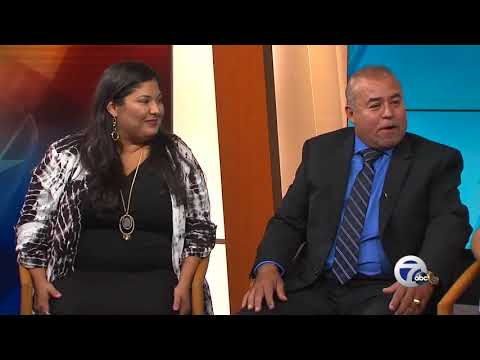 "Detroit Hispanic Media in ""Spotlight on the News"" interview"