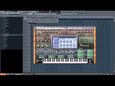Sylenth1 : Sound Tutorial #01 - Trance Lead [Deutsch]