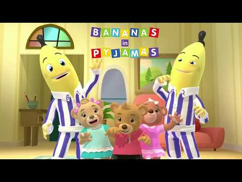 Animated Compilation #20 - Full Episodes - Bananas In Pyjamas Official