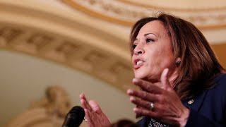 video: Kamala Harris has history in her sights as Biden's VP