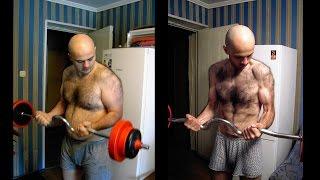 Как Даур похудел на 50 кг за год благодаря моему каналу(, 2016-11-24T16:47:02.000Z)