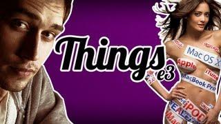 THINGS e3 - Реклама