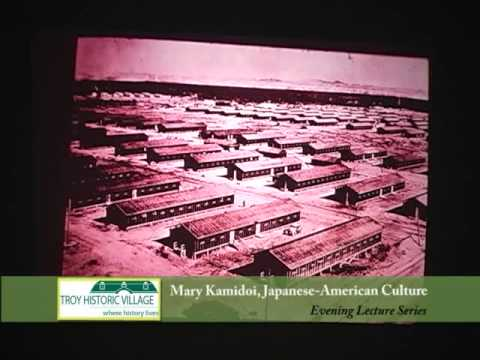 Lecture - Japanese American Culture