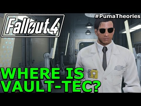 Fallout 4: Where is Vault Tec and do they still monitor the Vaults? (Lore and Theory) #PumaTheories