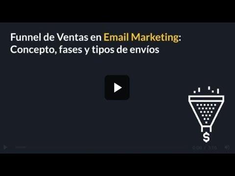 Funnel de Ventas en Email Marketing