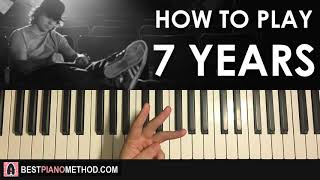 Baixar HOW TO PLAY - Lukas Graham - 7 Years (Piano Tutorial Lesson)