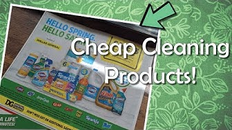 Dollar General Digital Coupons + Cleaning Product Promo (What to Clip This Week!)