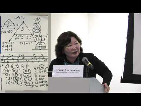 "Panel 3: ""Environmental Narratives in Mongolian Sound Worlds"" Symposium"
