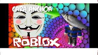 the face ANCHOA i'll use HAKCS and a lot MASS!! ROBLOX-1//ELIAN442