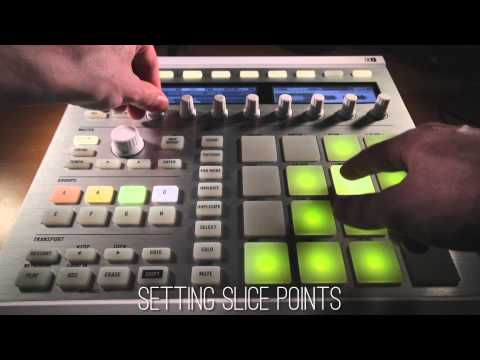 Creating a Live Performance Kit - Maschine Mk2 Workflow