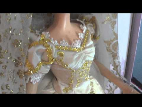 Disney Store Limited Edition Tangled Ever After Wedding Rapunzel Doll Review LE