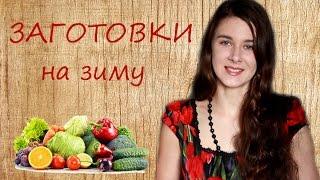 Мои заготовки на зиму из овощей, фруктов, ягод. Что лучше: сушка, заморозка, консервация?