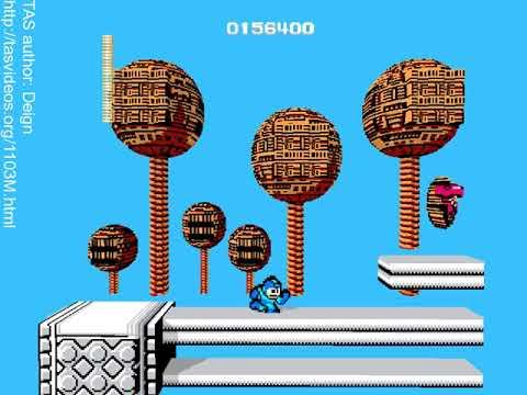 [TAS] 3DNes : Mega Man |