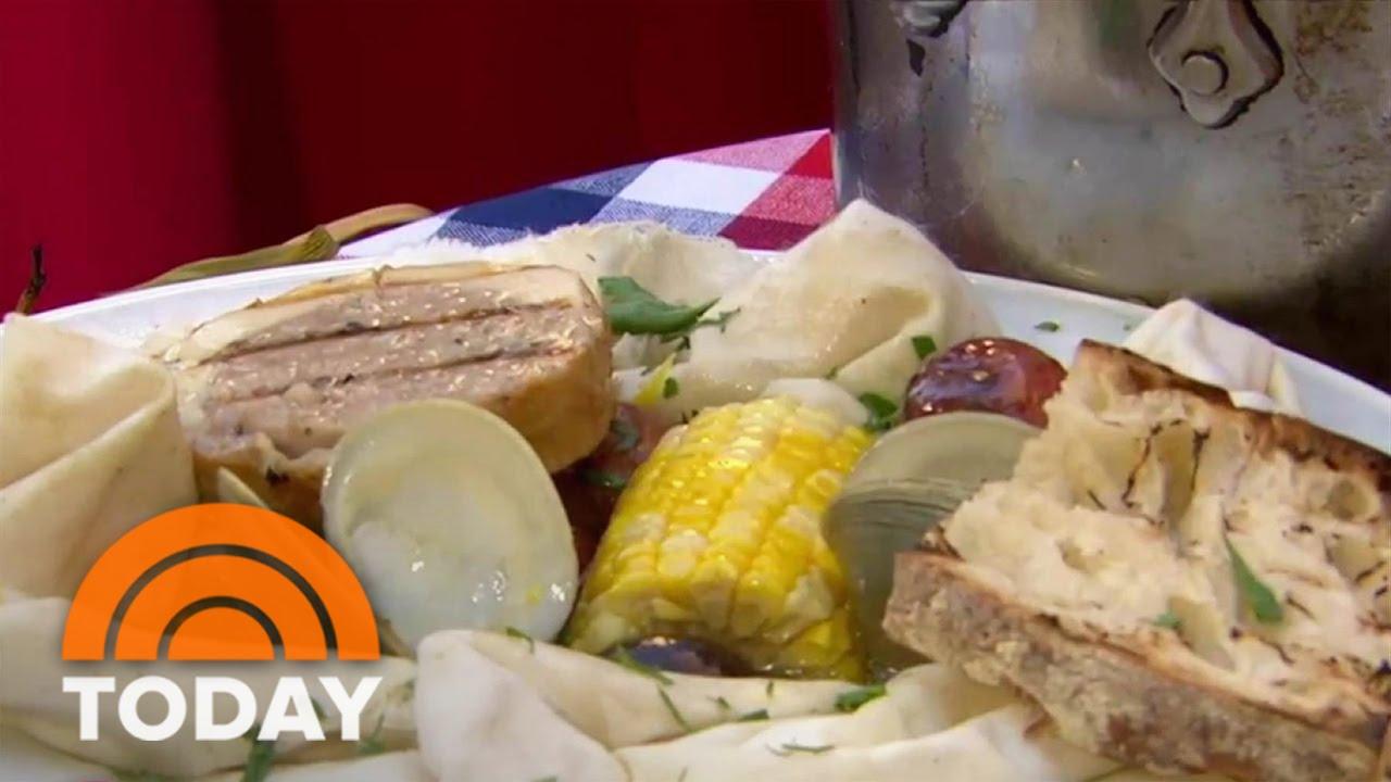 cleveland clambake polish boy how to make cleveland cuisine