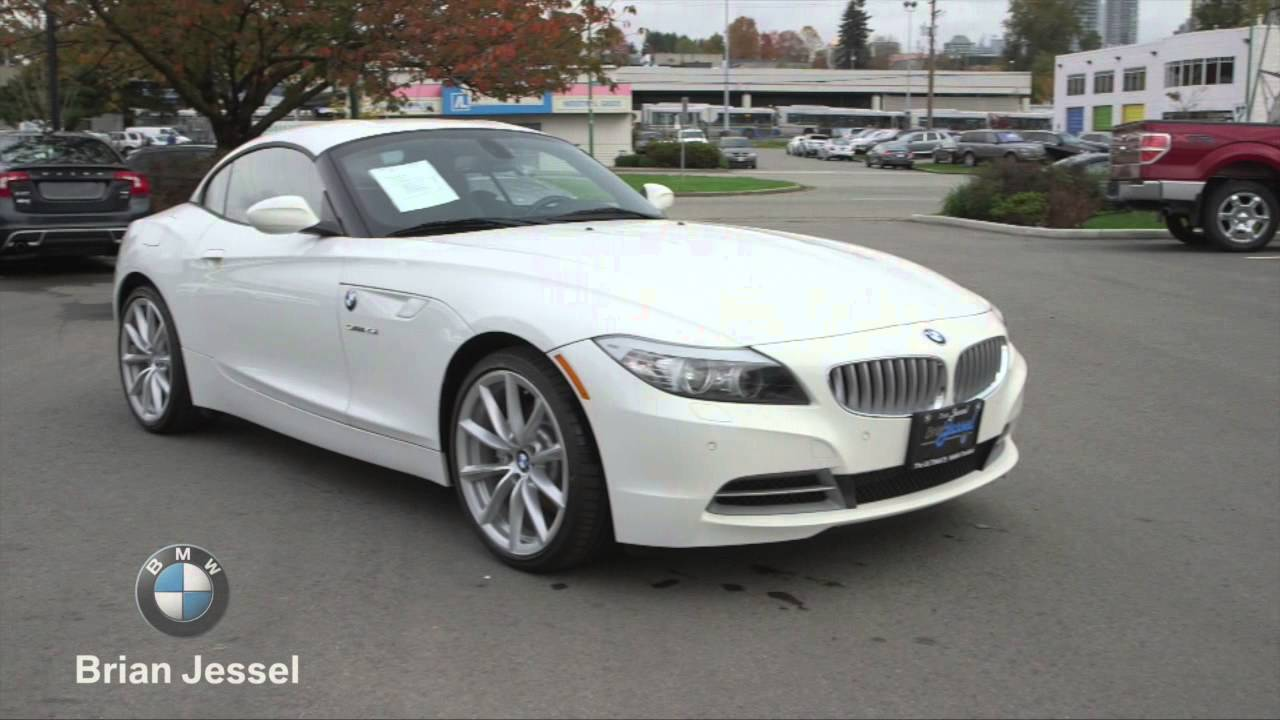 2013 bmw z4 roadster at brian jessel bmw pre owned