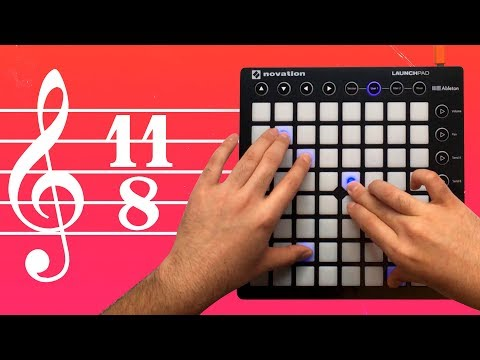 Making Music in 118 Time Signature