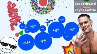 I ATE EVERYONE ?! SOLO AGARIO GAMEPLAY (Agar.io)