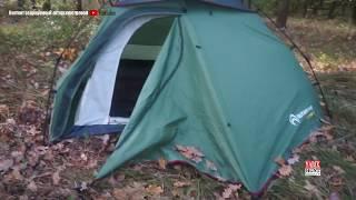 Палатка-автомат быстро устанавливаемая для ночевки на охоте и рыбалке