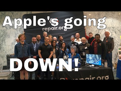 OUR TEAM IS COMING FOR APPLE INC!