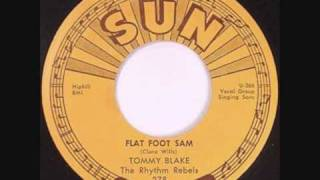 Tommy Blake Flat Foot Sam