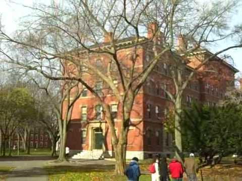 Visiting Harvard and MIT