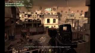 Call of Duty: Modern Warfare-Mac gameplay