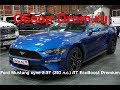 Ford Mustang купе 2018 2.3T (310 л.с.) AT EcoBoost Premium - видеообзор