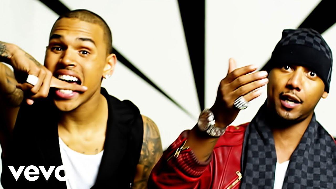 Juelz Santana - Back To The Crib ft. Chris Brown #1