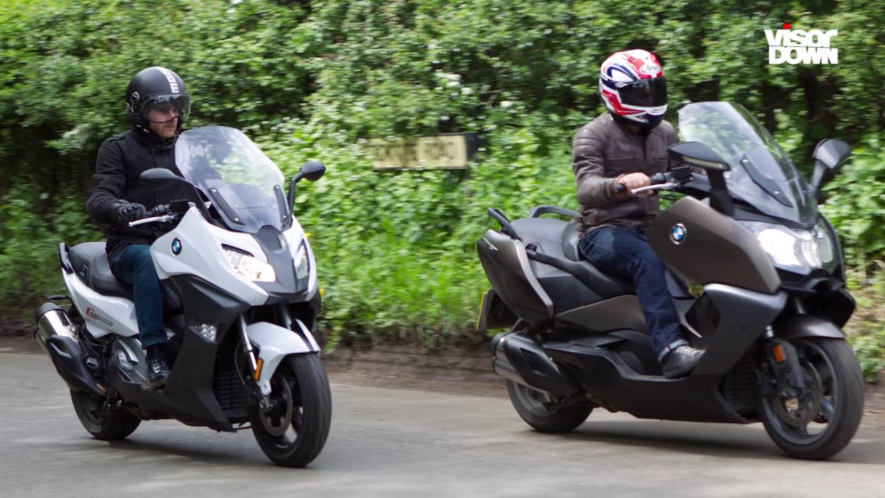 Bmw C650gt C650 Sport Review Road Test Visordown Motorcycle Reviews You