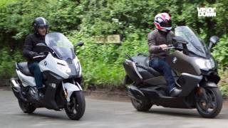 BMW C650GT & C650 Sport Review Road Test | Visordown Motorcycle Reviews