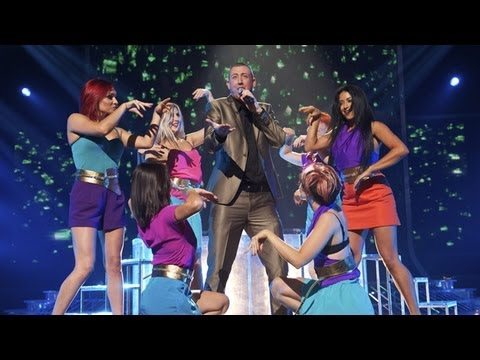 Christopher Maloney sings Waiting for a Star to Fall   Week 3  The X Factor UK 2012