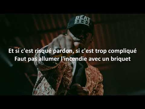 Aya Nakamura - Fuego Ft. Dadju (Son Officiel) & (Paroles/Lyrics)