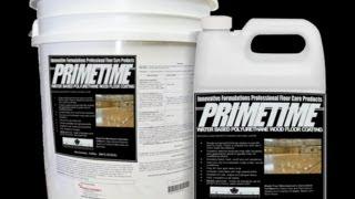 PRIMETIME Water Based Gym Floor Coating