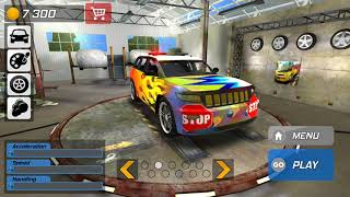 Police Car Chase Cop Simulator 2018 #3 New Car Driving 3D Ghost Car Police  GamePlay HD in Anoride