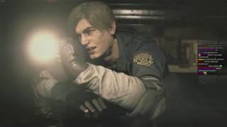 Resident Evil 2 Remake PC Demo - wstępnie cudeńko