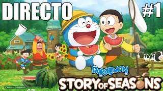 Vídeo Doraemon Story of Seasons