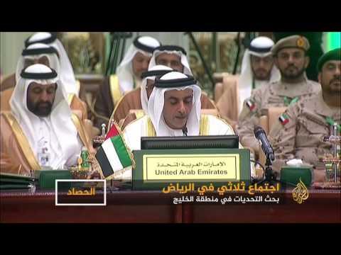 اجتماع خليجي ثلاثي في الرياض.. ثقل الملفات وعظم التحديات  - نشر قبل 1 ساعة