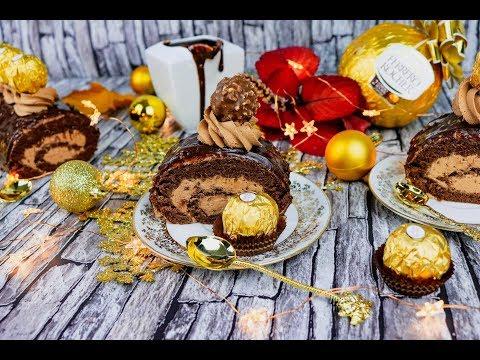 la-meilleur-recette-du-gâteau-roulé-au-chocolat
