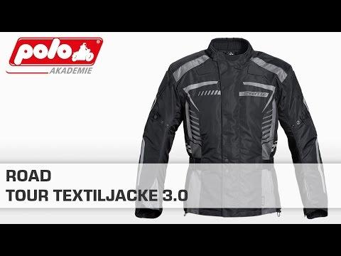 ROAD Tour Textiljacke 3.0 YouTube