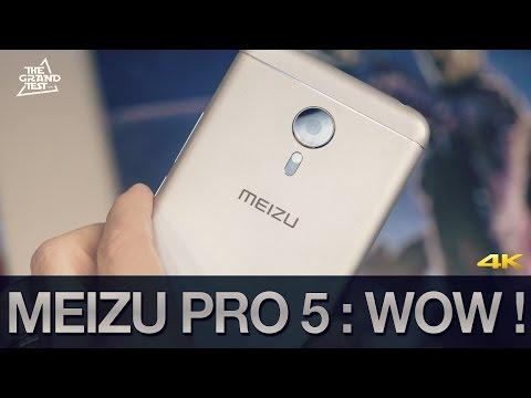 Meizu Pro 5 : Ultra puissant et pas cher