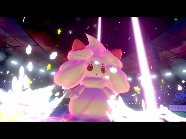 Pokémon Sword' and 'Shield' will have version-exclusive gyms