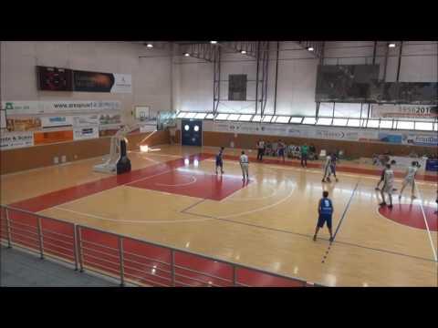 Game#1 KK Union Olimpija vs Giants