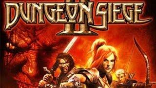 Обзор игры: Dungeon siege 2. (2005) (Осада подземелий 2).