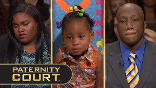 Man Claims Woman Is Pinning Paternity for Money (Full Episode)   Paternity Court